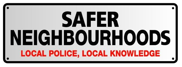 safer neighbourhoods