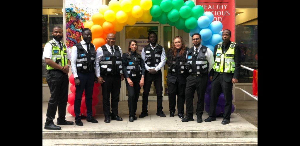 LSG Security Pride