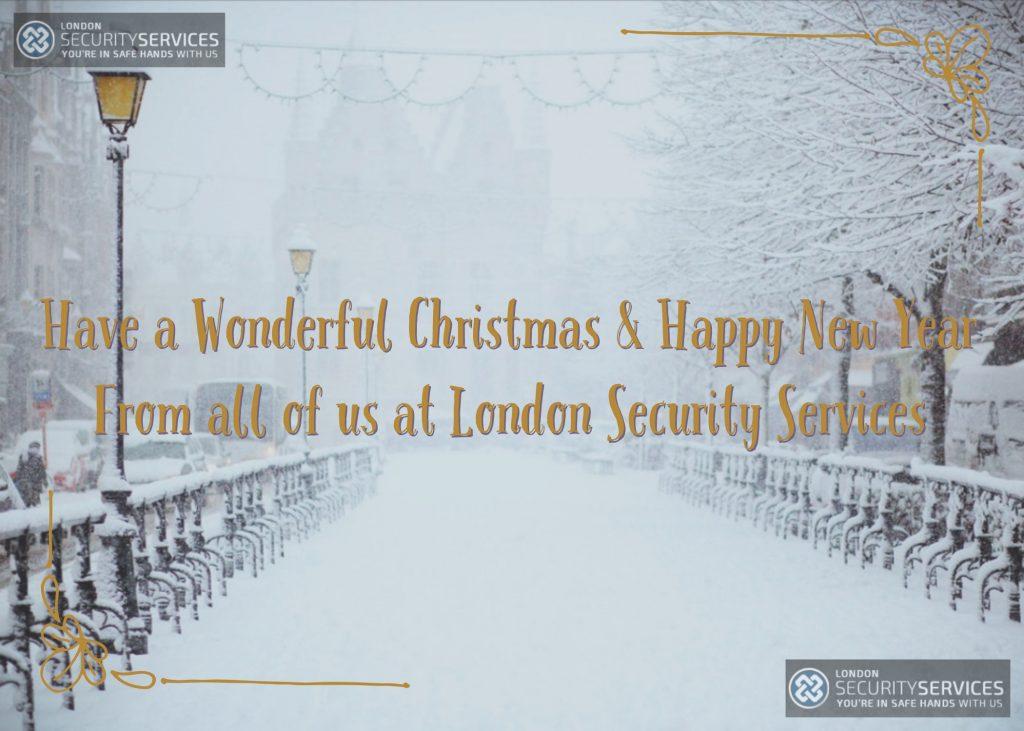 LSS Christmas Card
